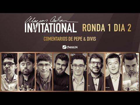 Magnus Carlsen Invitational (1.2) / Giri vs Vachier-Lagrave / Caruana vs Nepómniaschi