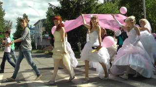 Парад невест (РТ, г. Лениногорск)
