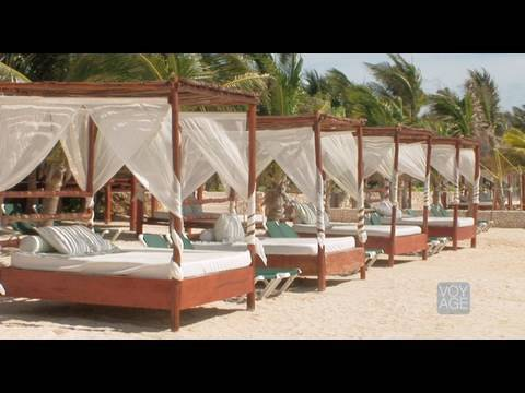 El Dorado Seaside Suites - Riviera Maya, Mexico - On Voyage.tv