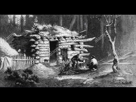 Fallout 4 - Hunter's Log Cabin (Community Build)