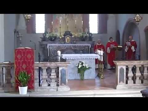 Corpus Domini 2015 - Abbazia di Mirasole - 2 - Gloria dominicalis