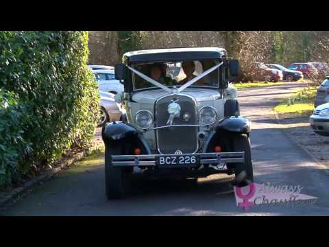 Bramwith Wedding Car from Always Chauffeur at Cantley House Hotel Wokingham