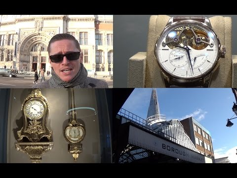 A Weekend In London - V&A, Dinner At Gordon Ramsay's, Luxury Watches At Harrods, Concerts & More