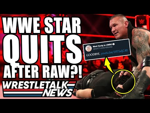 MAJOR WWE Plans LEAKED! WWE Raw Review! WWE Star QUITS After RAW!   WrestleTalk News