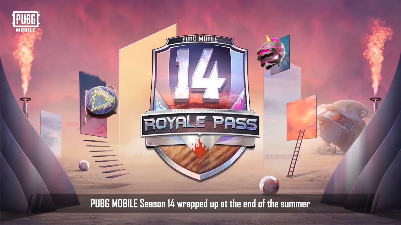 PUBG MOBILE - Season 14 Recap