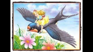 Degetica - Andersen Povestitorul, desene animate in romana,la Copilul destept
