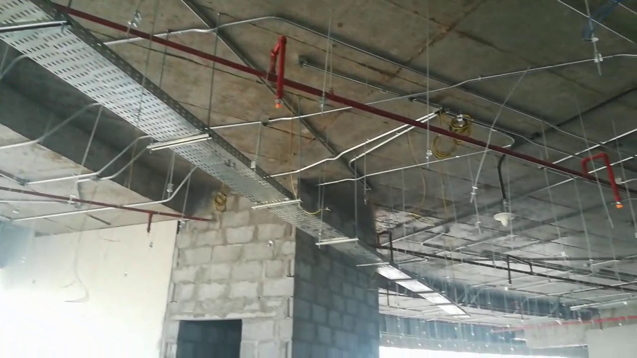 Cable Tray System Design Youtube