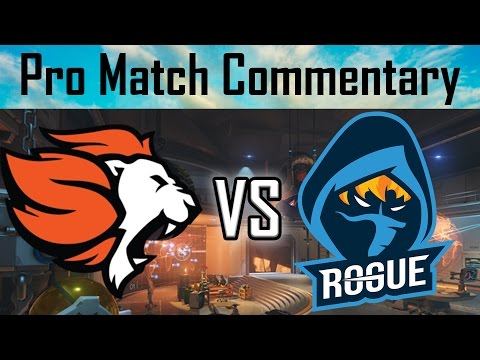 Selfless vs Rogue On Gibraltar (KarQ Guest Commentator!)