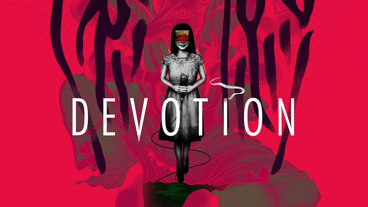 DEVOTION All Cutscenes (Game Movie) 1080p HD