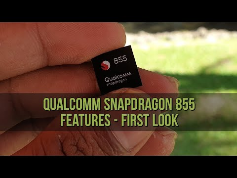 Qualcomm Snapdragon 855 SoC - First Look - YouTube