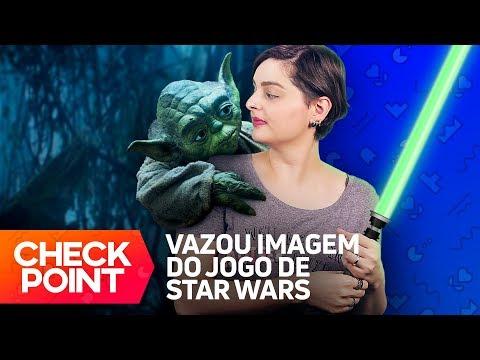 IMAGEM DO JOGO DE STAR WARS, SEQUENCIA DE HORIZON ZERO DAWN E GOD OF WAR NO FORNO -Noticias de games thumbnail
