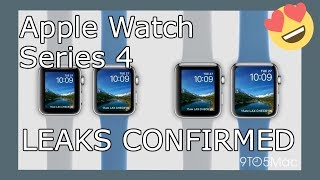 Apple Watch Series 4 LEAKED PHOTO: A Real Close Up Look!!