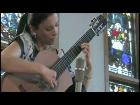 Ana Vidovic | Farewell (Sérgio Assad) | HD