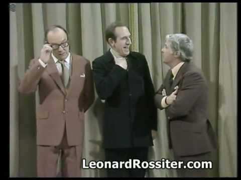 Morecambe & Wise Christmas 1978 Leonard Rossiter