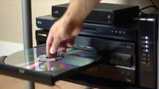 Playing a Star Wars Laserdisc on a 110