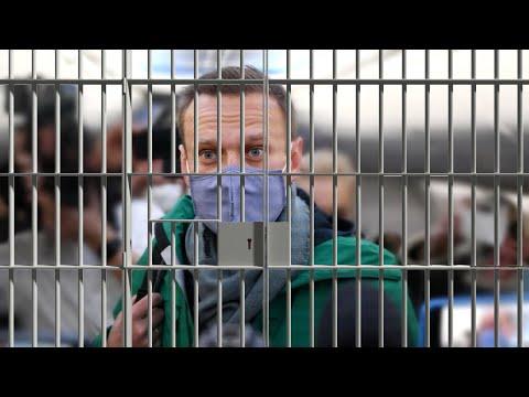 В Грузии рады аресту Алексея Навального