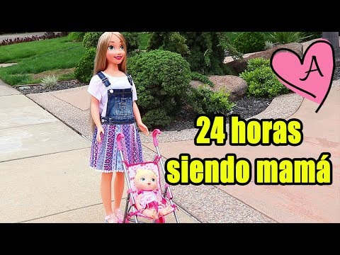 La muñeca Baby Alive Sara juega con Rapunzel   Muñecas y juguetes con Andre para niñas y niños