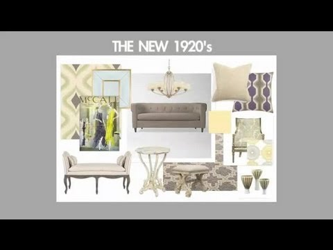 1920s Interior Decorating Interior Decoration