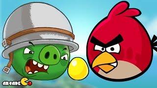 Angry Birds Combo - Angry Birds Saving Golden Eggs