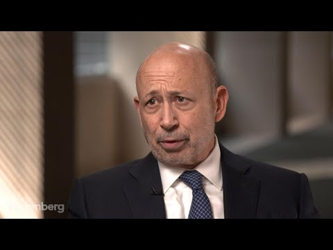 Blankfein on NYC Terror Attack, Tax Cuts and Bitcoin