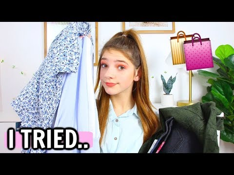 I tried shopping at stores I've never been to: Hollister HONEST REVIEW alert