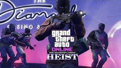 GTA Online Casino Heist — Wir rauben das Casino aus — GTA 5 Diamond Heist Update