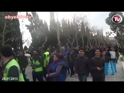 Azerbaijan: Crackdown on Civil Society