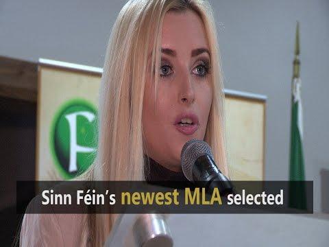 Sinn Féin's newest MLA selected