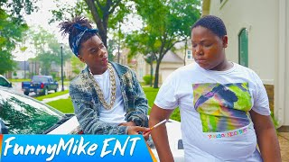 13 Year Old BULLY Drops Out Of SCHOOL To Live STREET Life Learns His Lesson..   FunnyMike Skits