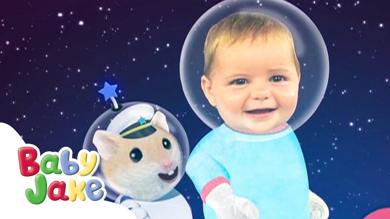Baby Jake - Peek-a-Boo and Tummy Sliding! | Full Episodes ...