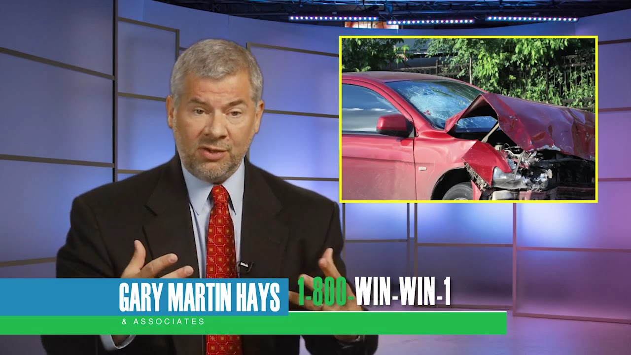 Atlanta Georgia Car Accident Attorneys : Gary Martin Hays