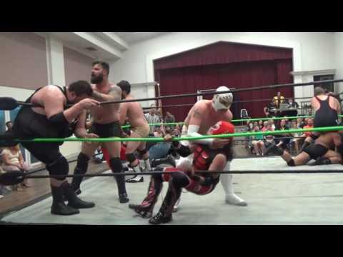 RPW 6-6-17 Uprising 30 Man Rumble