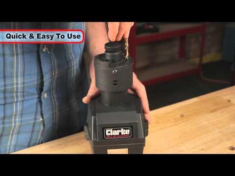 Clarke CBS16 Electric Drill Bit Sharpener