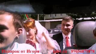 Заказ кабриолета на свадьбу в Ростове, аренда автомобилей на свадьбу