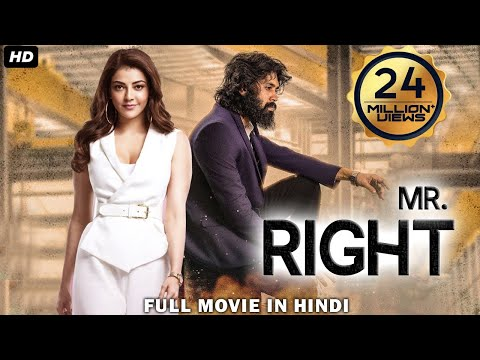 Kajal Agarwal New Movie 2017 - Mr. Right (2017) New Released Hindi Dubbed Movie | Full Action Movie