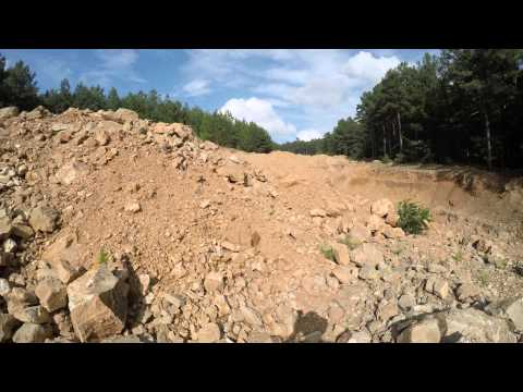 Exploring An Abandoned Arkansas Crystal Mine (4k)
