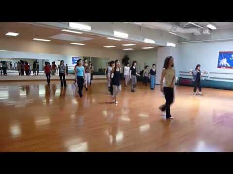 Junk Yard Dog line dance - YouTube |Dog Line Dance