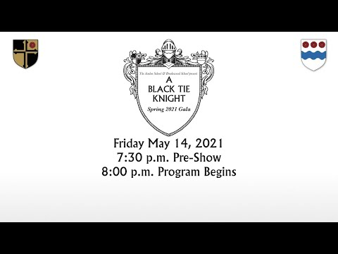 A Black Tie Knight - The Avalon School and Brookewood School 2021 Spring Gala
