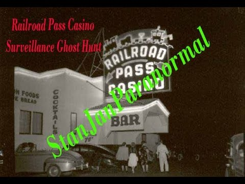 RAILROAD PASS CASINO, HENDERSON, NV, HAUNTED
