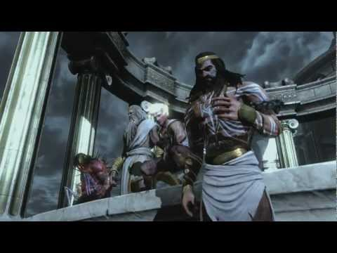 God of War III (2010) - Trailer #3 Subtitulado Español [HD]
