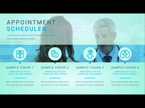 Clinical and Hospital Pharmacy Presentation - After Effects Template