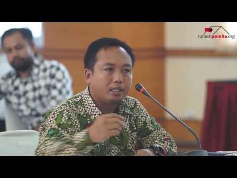 Calon Anggota bawaslu Bagus Sarwono, S.Pd. MPA