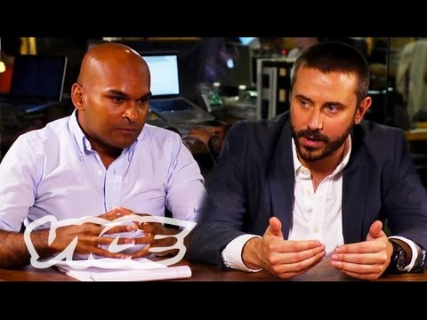 "Jeremy Scahill on ""Dirty Wars"" and U.S. National Security: VICE Podcast 009"