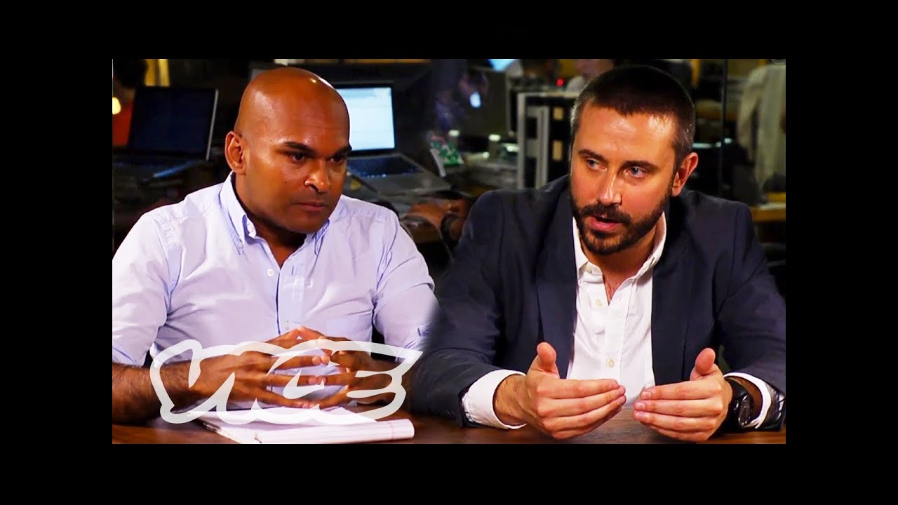 """Jeremy Scahill on """"Dirty Wars"""" and U.S. National Security: VICE Podcast 009"""