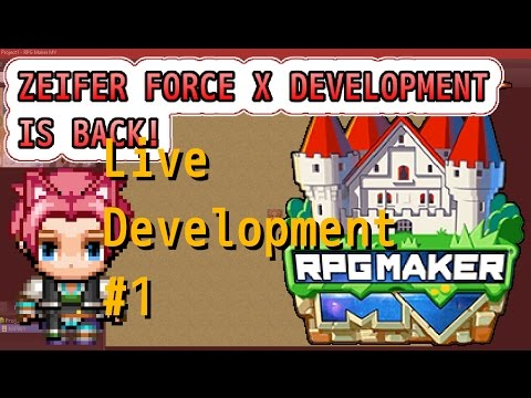 Zeifer Force X is back! - Lets code some plugins for it