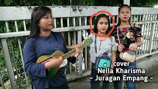 Video Pengamen Cantik Mirip artis CITACITATA ( Cover ) Lagu Juragan Empang Versy Koplo - Keren Banget Guys download MP3, 3GP, MP4, WEBM, AVI, FLV Juli 2018