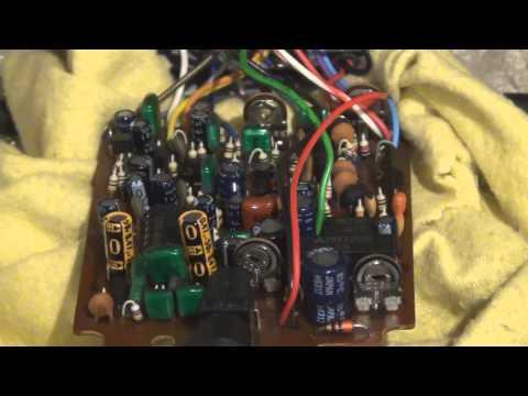 Calibrating an Ibanez AD9 Delay Pedal