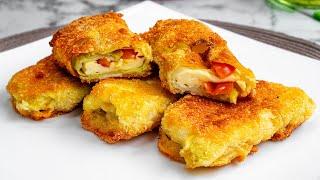 Repolho Empanado – Receita Vegetariana
