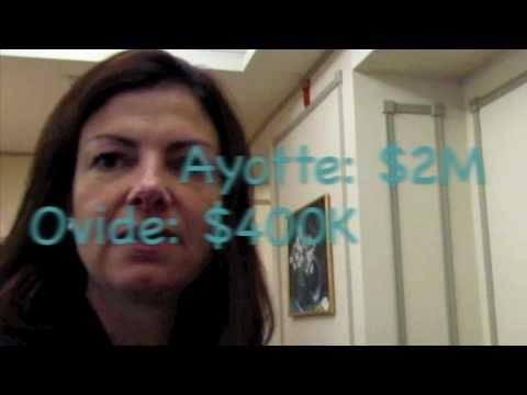 The Definitive Kelly Ayotte -- Paul Hodes Senate v...