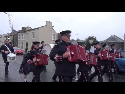 Tempo Accordion Band @ Brookeborough District Parade 2015